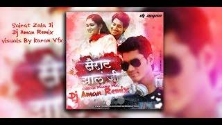 Sairat Zala Ji Mashup (Chillout Mix) - Dj Aman Remix | Visuals By - Karan Vfx