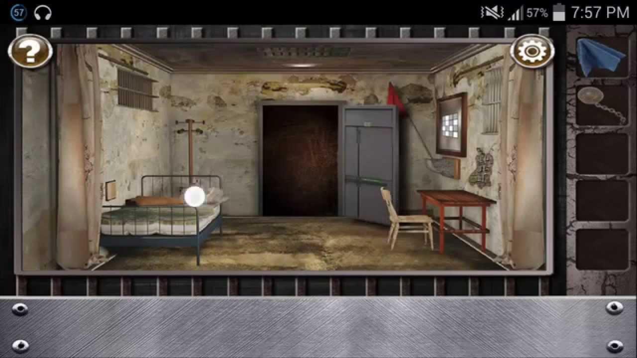 The Prison Escape Room
