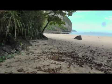 Desert Island Survival Camping The Philippines- In Search of Paradise