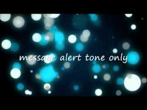 Message Alert Tone 01 video