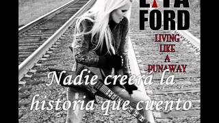 Watch Lita Ford Asylum video