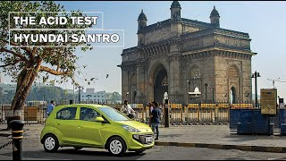Hyundai Santro - The Acid Test | Sponsored Feature