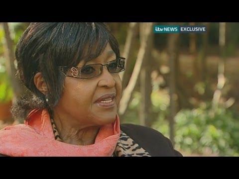 Winnie Mandela interview: 'Nobody knows Nelson Mandela better than I do'
