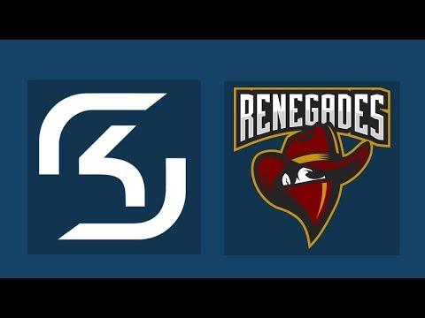 PT-BR  SK Gaming vs Renegades   Ao Vivo