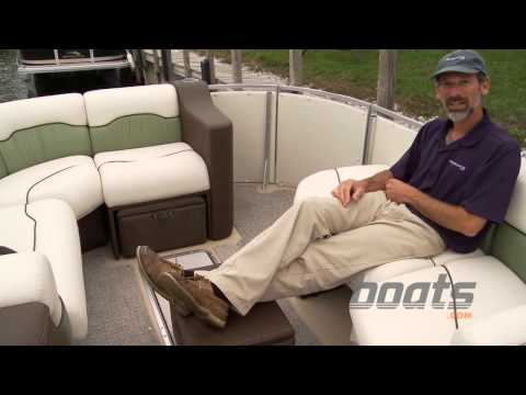 Harris FloteBote Royal 230 Pontoon Boat Review / Performance Test