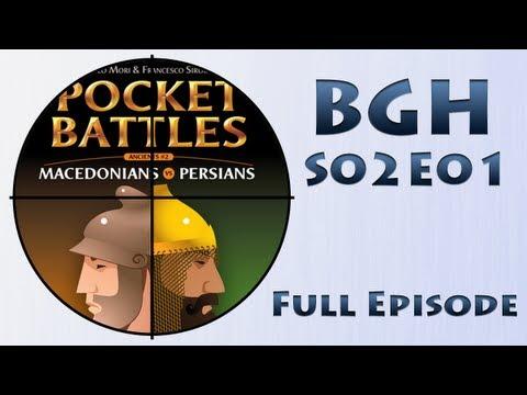 Pocket Battles Review. Tutorial and Breakdown S02E01
