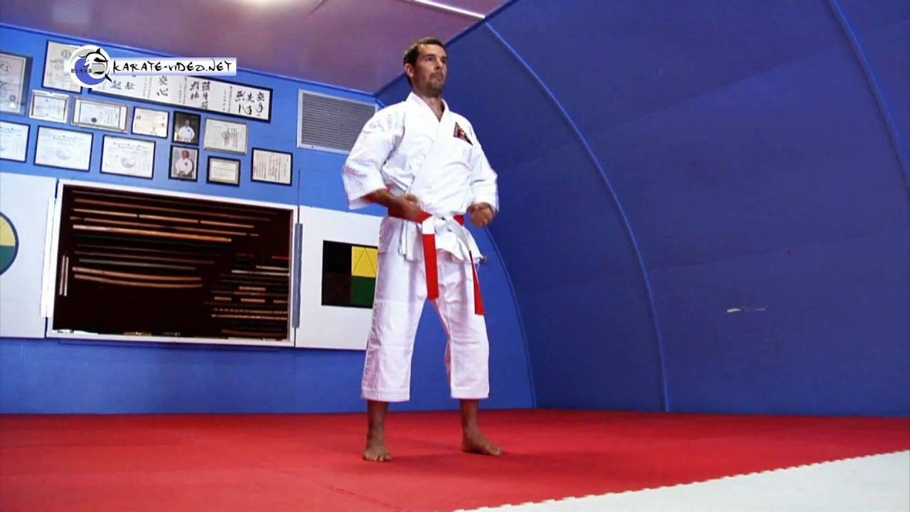 Karate Video Yellow Belt