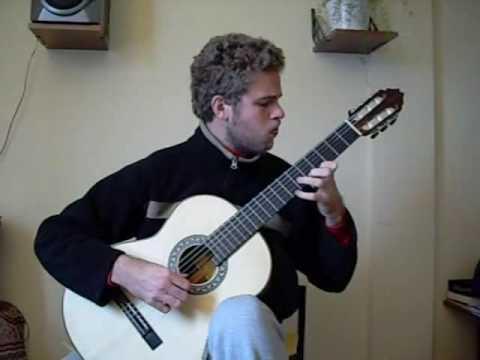 Francisco Tarrega - Etude - Sonatine