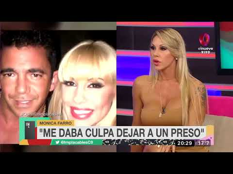 Mónica Farro: ''Mi relación con Suris fue muy complicada''