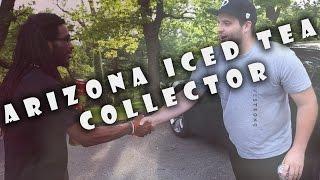 Meeting An Arizona Iced Tea FANATIC!
