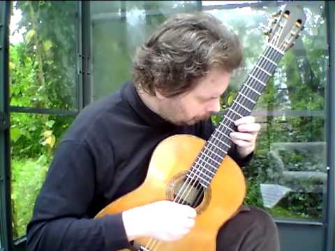 Francisco Tarrega - Prelude 32 In E