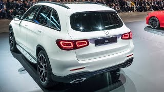 2020 Mercedes GLC - The Best Midsize SUV?