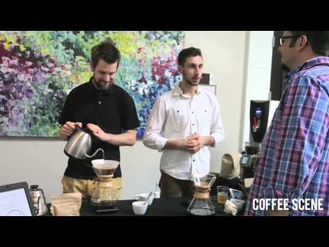 Big Western Barista Competition 2015