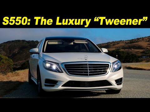 2015 Mercedes Benz S550 4Matic Review   DETAILED in 4K