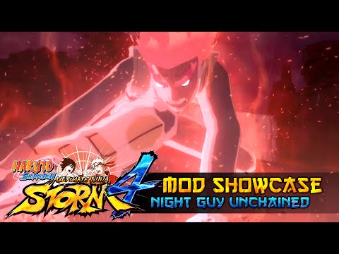 Night Guy 8th Gates Unchained!!! Naruto Shippuden Ultimate Ninja Storm 4 Mods w/ ShinoBeenTrill thumbnail