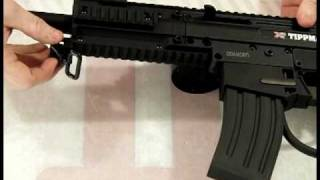 Milsig Paintball RIS Front Sling Mount Review by HustlePaintball.com