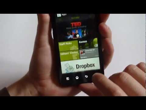 Review // LG Optimus Black 2.3.4 Update // English