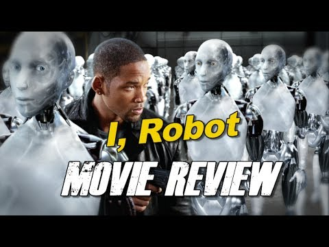 I, Robot review by Ragin Ronin