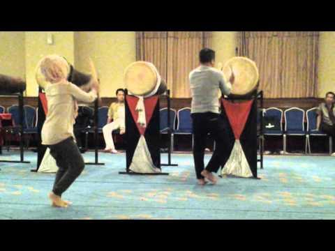 Rampak Bedug Dance Coaching Program