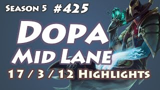 Dopa - Twisted Fate vs Fizz - KR LOL SoloQ Highlights
