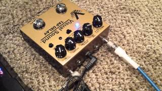 Visual Sound Tap Delay | Chris Rodriguez