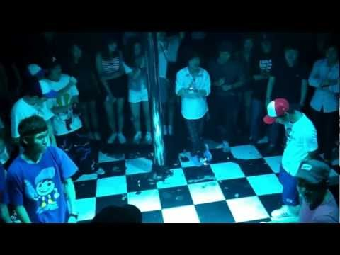 Shufflebattle In Club Frog Deagu Korea 9999vsnayong video