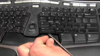 Fix an unresponsive keyboard key