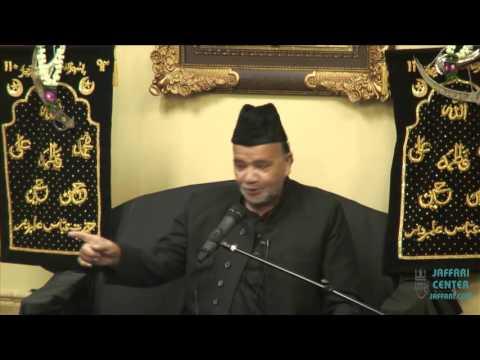 1st Muharram 1438:2016 Maulana Ajaz Hasnain Ghadeeri