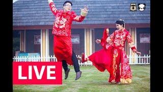 🔴 LIVE: Respondiendo sus preguntas del Año Nuevo Chino con una familia china - Ni Hao Cassandra