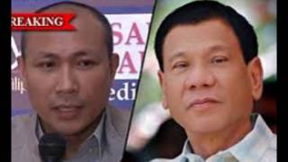 Congressman Alejano's wish for PRRD: Sana ma-meet mo na si Lord