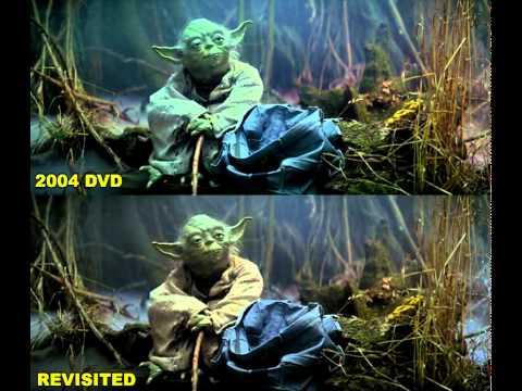 Yoda Training - The Empire Strikes Back: Revisited