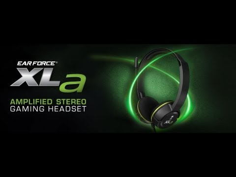 Unboxing: Turtle Beach Ear Force XLa