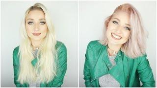 Makeover - mein neuer Haarschnitt und Farbe, Profitipps vom Friseur | OlesjasWelt