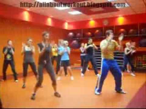 Fit Fight - тренировка