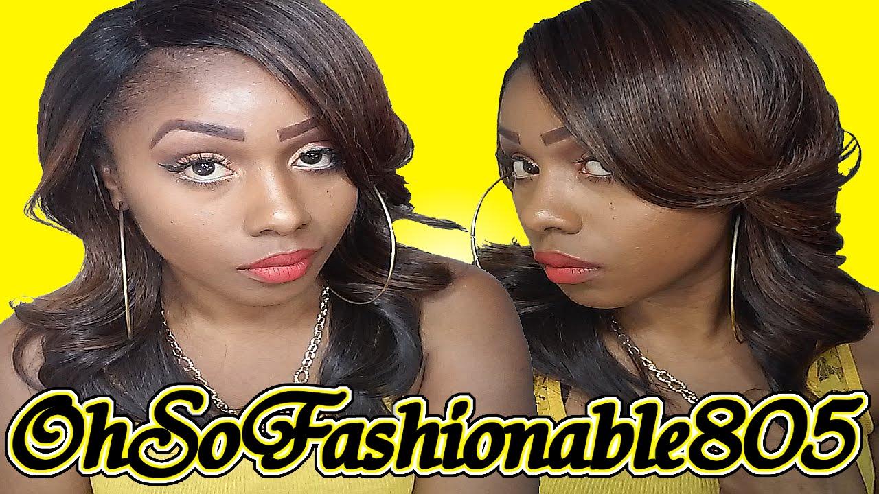 Model Model Beauty Meadow | SistaWigs.com|  FreeTress Riley Alternitive