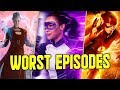 Top 10 Worst Episodes of The Flash