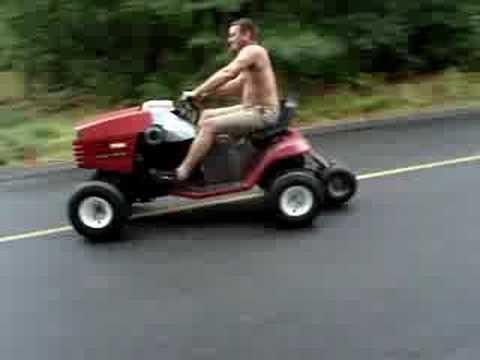 130hp lawn mower