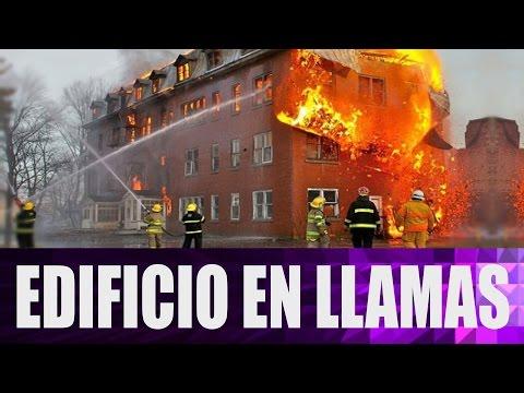 EDIFICIO EN LLAMAS / Tutorial After Effects