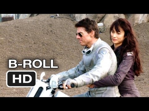 Oblivion Complete B-Roll (2013) - Tom Cruise, Morgan Freeman Sci-Fi Movie HD