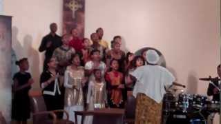 "NuBirth Choir/""The Lord Is Blessing Me""/ New Zion Ministries"
