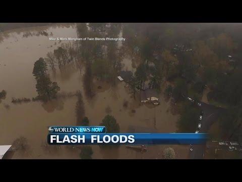 Historic Flooding Swamps Louisiana  | ABC News