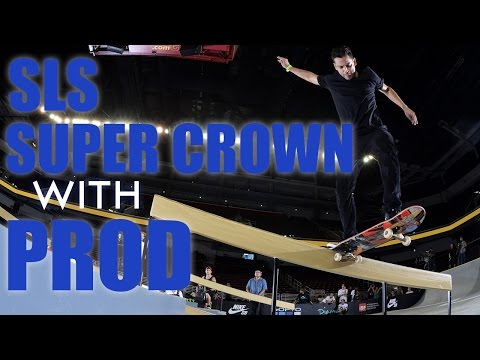 SLS SUPER CROWN CLIPS