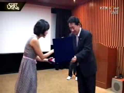 [star] Choo sang mi, honor theater chief(추상미, 명예극장장)