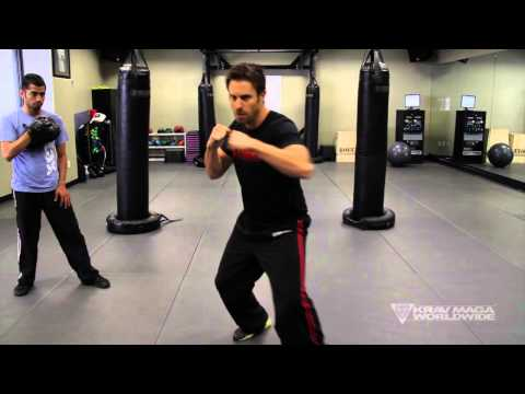 Advancing Punches - Krav Maga Training Technique w/ AJ Draven of KMW - Ep. 37 Image 1