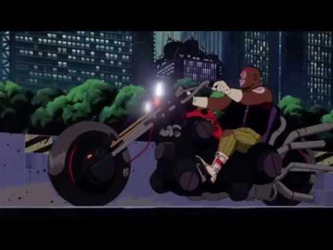 Motorbike Sakuga MAD