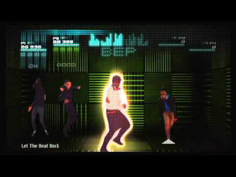 Boom Boom Pow - The Black Eyed Peas Experience - Wii Workouts video