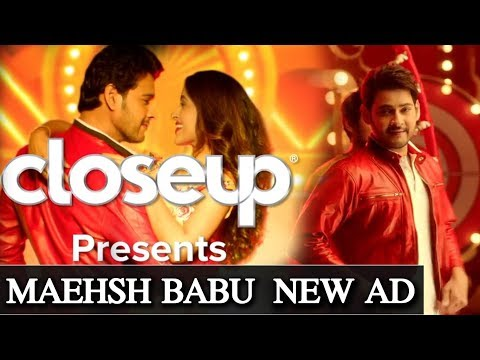 Mahesh Babu Close Up Ad | Mahesh Babu Close Up Video Song - #MaheshBabuCloseupAd