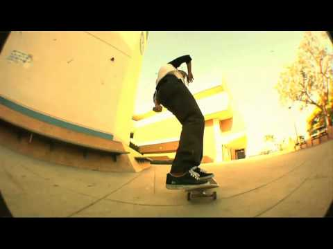 Vincent Duran Liberty Boardshop Part
