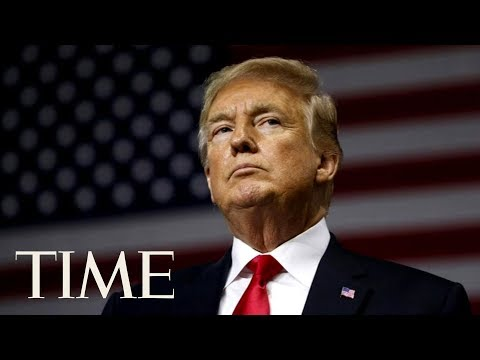 President Trump Holds An Event For The 'Heroes' Of ICE And Border Patrol | TIME