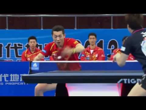 Slow Motion Xu Xin's Technique Analysis 2 許昕技術慢鏡解碼 ! Image 1